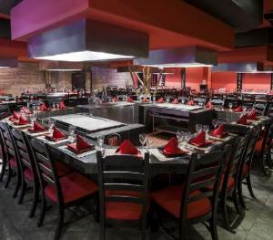 Occidental Caribe Punta Cana - Kyoto Restaurant
