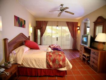 Occidental  Punta Cana Dominican Republic - Junior Suite Ocean Front