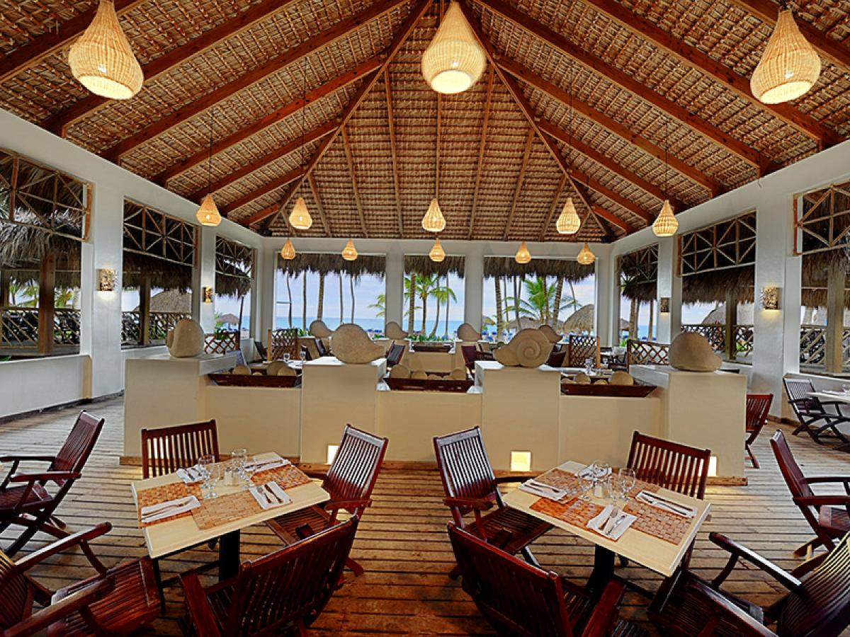 Occidental Punta Cana Dominican Republic - Le Buffet