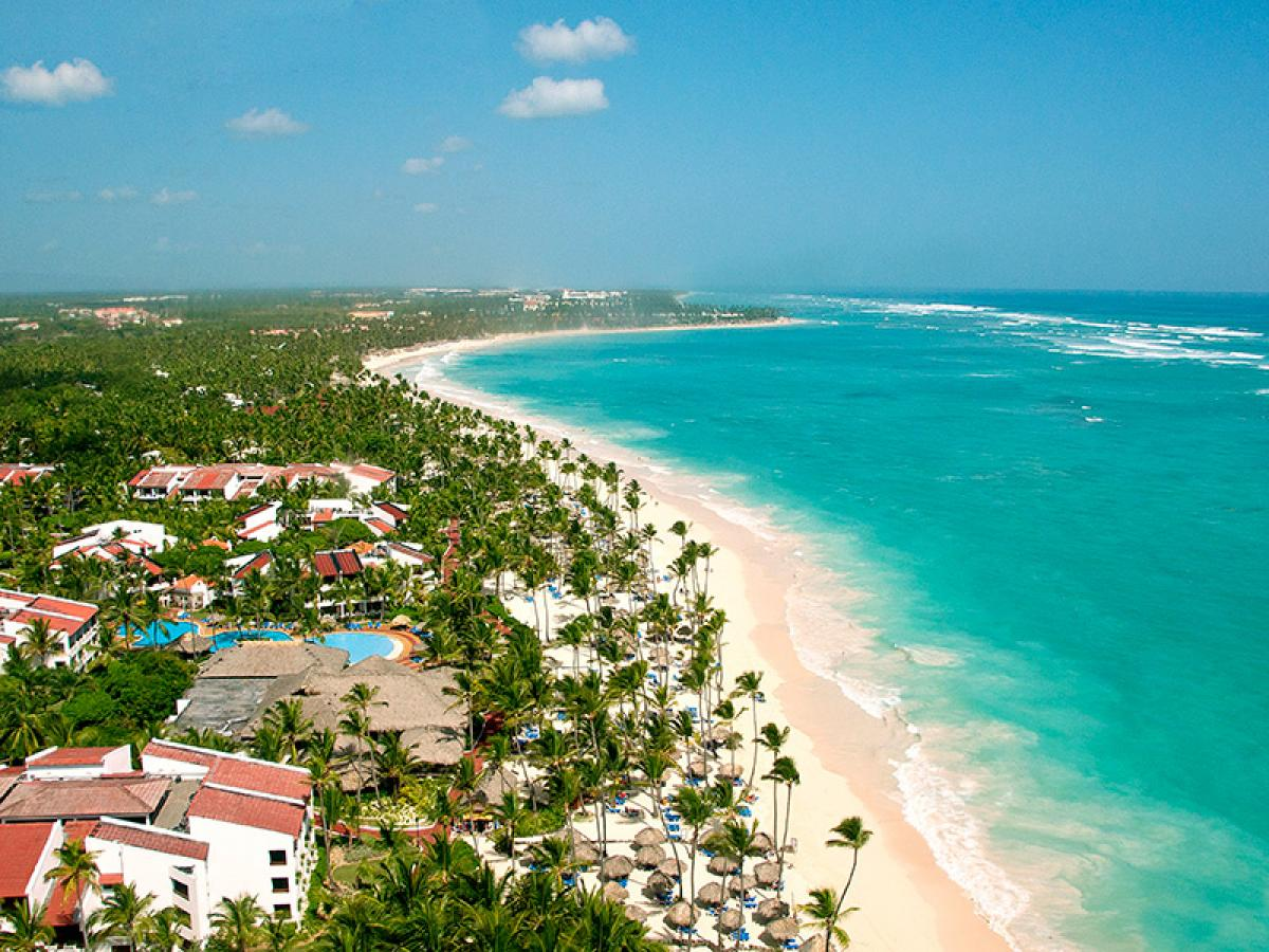 Occidental Punta Cana Dominican Republic -Resort