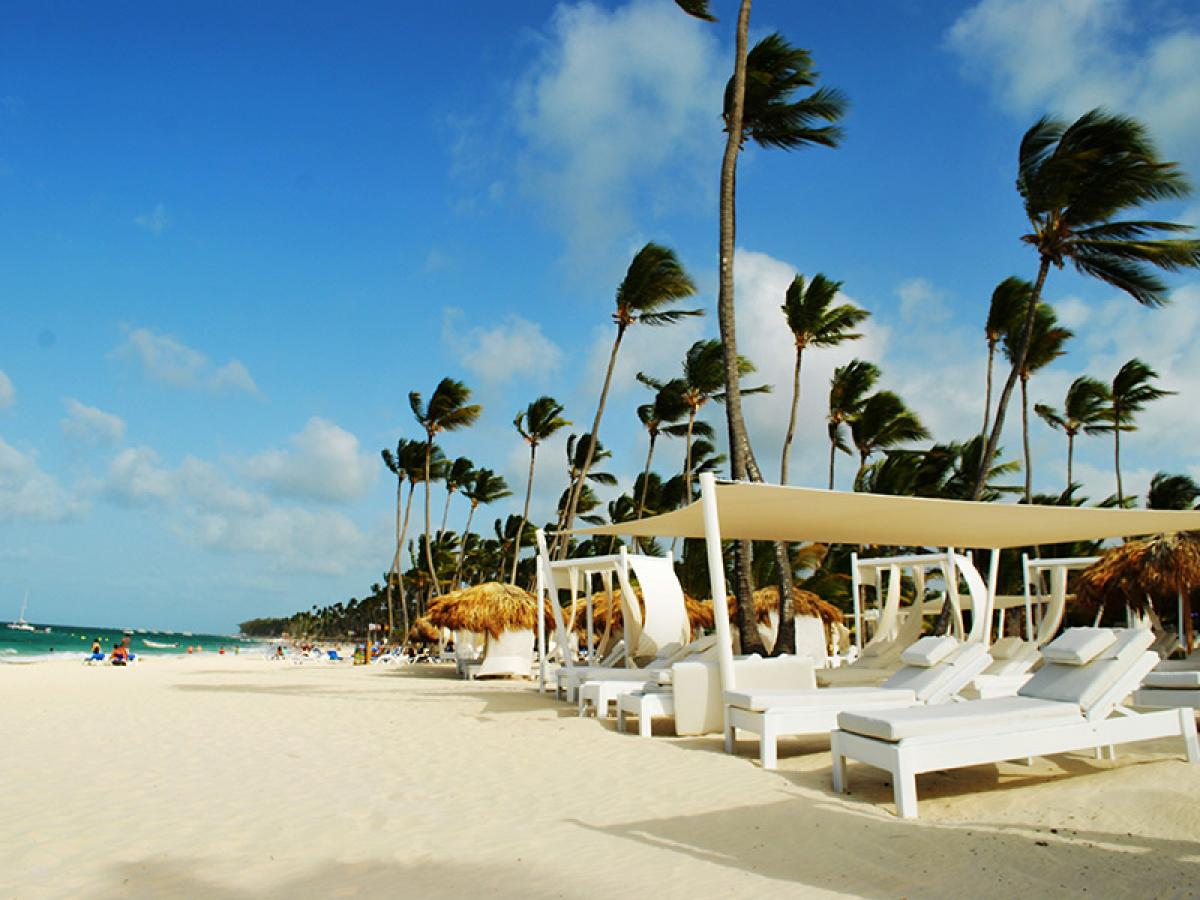 Occidental Punta Cana Dominican Republic -Beach