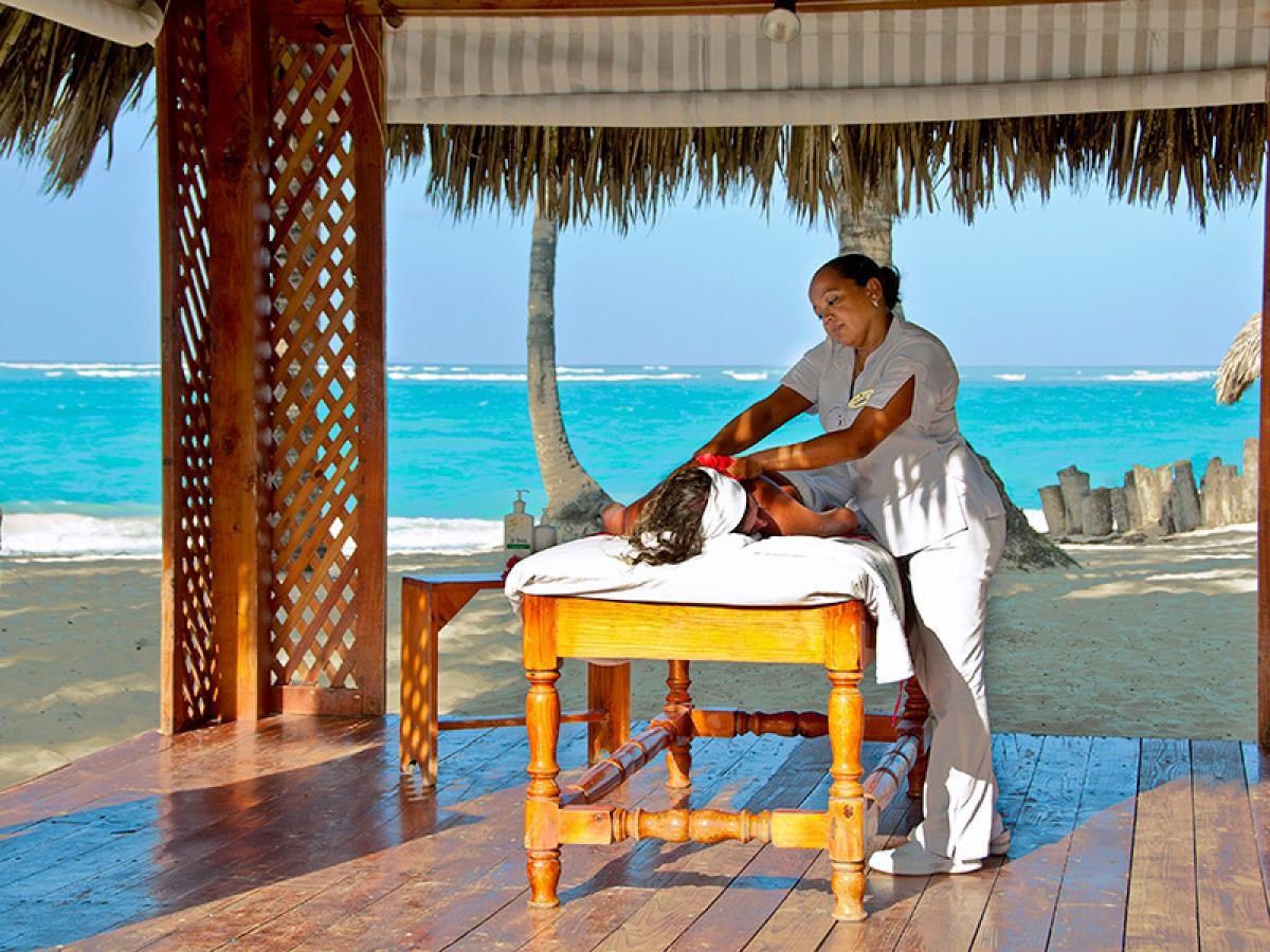 Occidental Punta Cana Dominican Republic -Spa