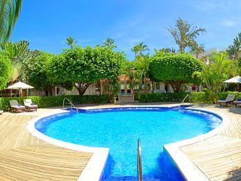Occidental Punta Cana Dominican Republic - Swimming Pool