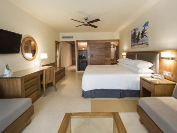 Occidental Punta Cana Dominican Republic - Suite