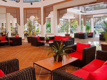 Occidental Punta Cana Dominican Republic - Lobby