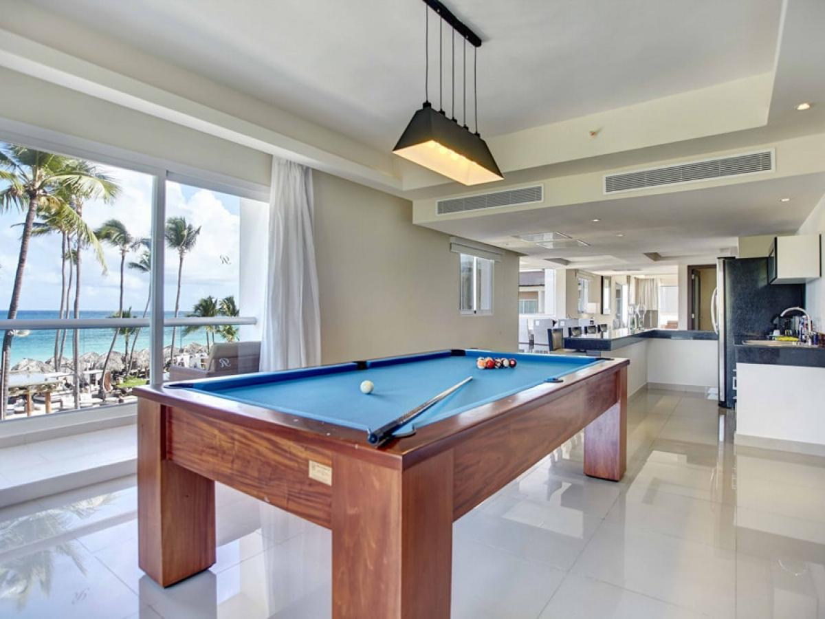 Royalton Punta Cana Dominican Republic - Chairman's Two Bedroom Ocean Front Suit