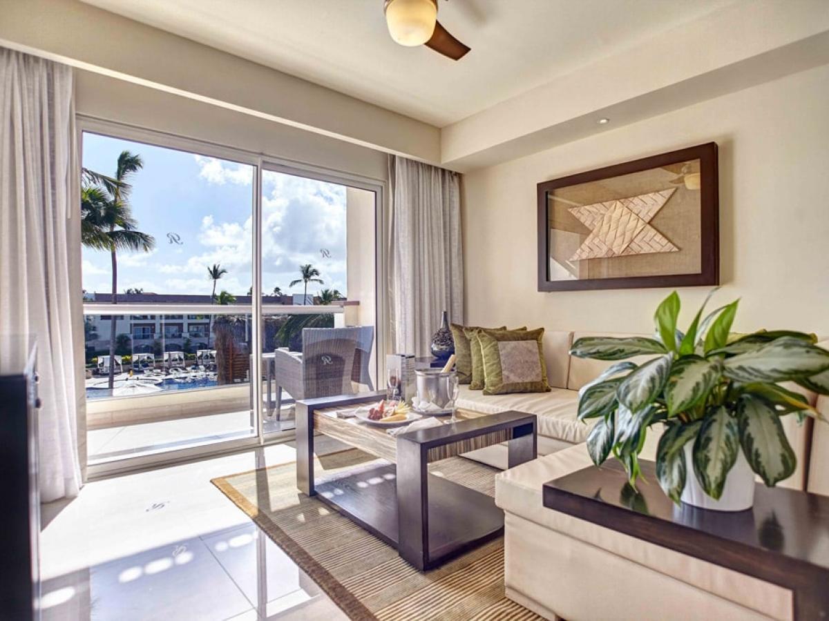 Royalton Punta Cana Dominican Republic - Luxury Presidential Jacuzzi Two Bedroom