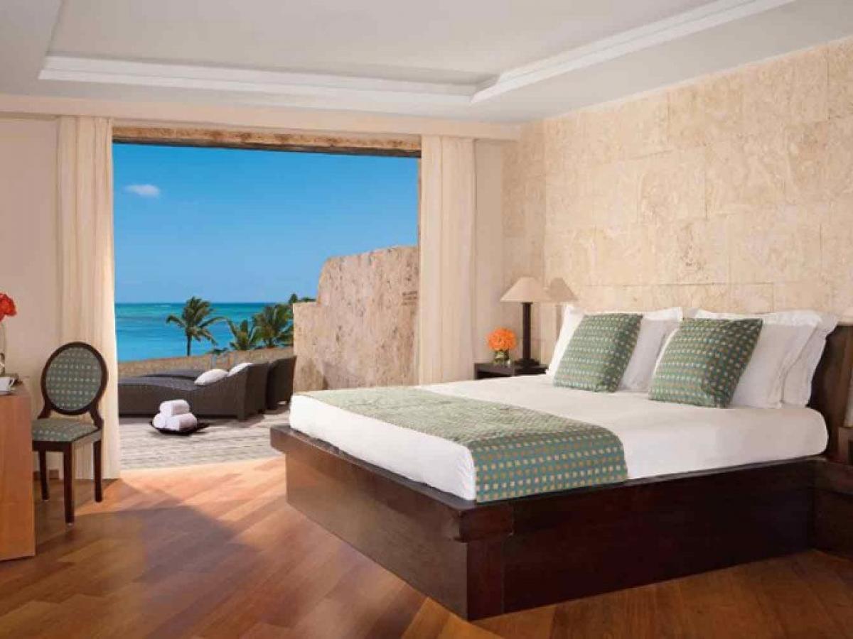 Sanctuary Cap Cana Punta Cana - Castle Junior Suite Swim Out