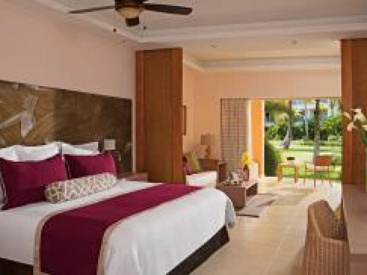 Secrets Royal Beach Punta Cana Dominican Republic - Junior Suite Garden Terrace