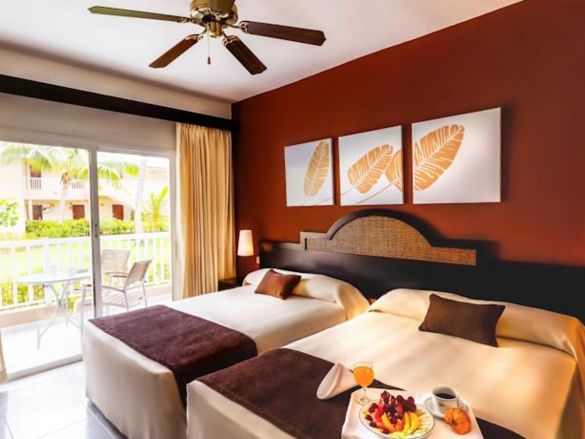 Sirenis Punta Cana Resort Casino & Aquagames Dominican Republic - Standard Rooom
