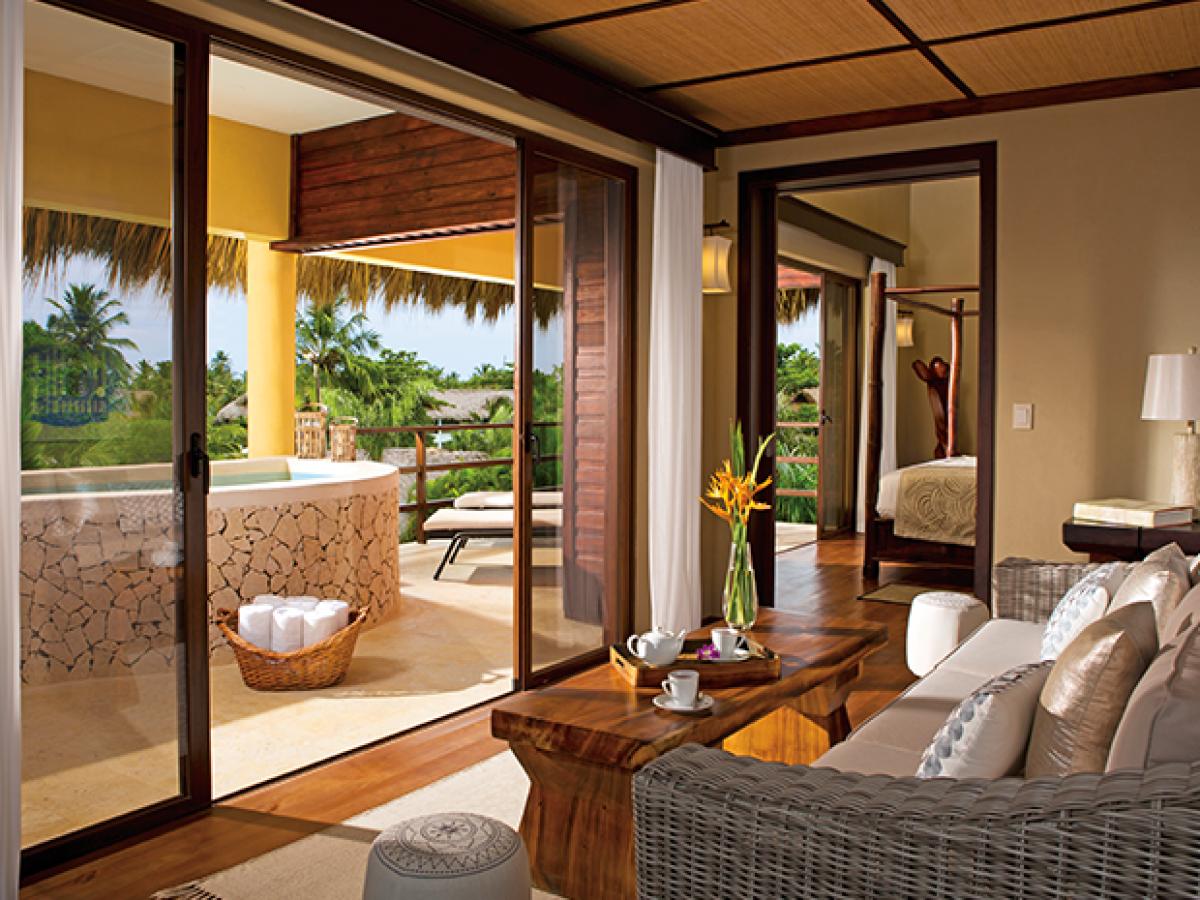 Zoetry Aqua Punta Cana - Penthouse Suite Ocean View