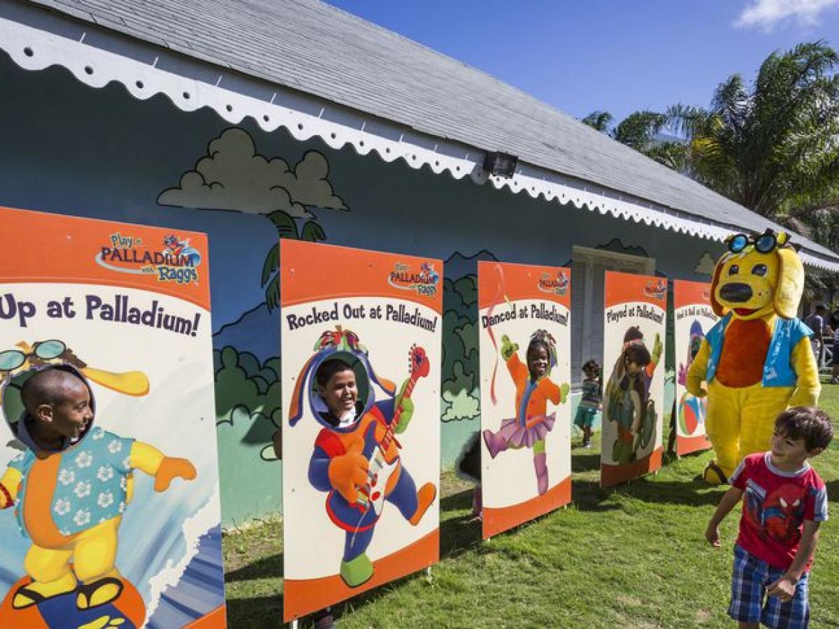Grand Palladium Jamaica Resort & Spa Montego Bay - Miniclub