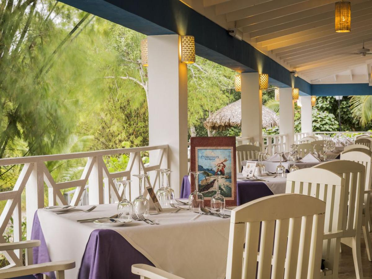 Grand Palladium Jamaica Resort & Spa Montego Bay - Poseidon Restaurant