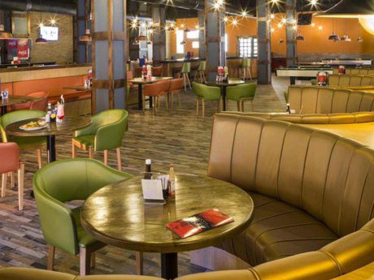 Grand Palladium Jamaica Resort & Spa Montego Bay - Sports Bar