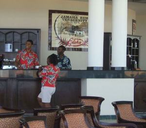 Grand Palladium Jamaica Resort & Spa Montego Bay - Bar Las Vegas