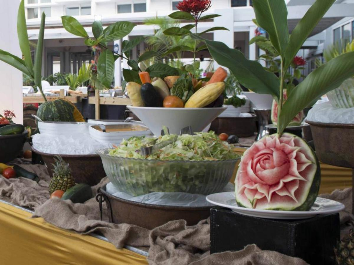 Hilton Rose Hall Resort & Spa Montego Bay Jamaica -Fresh Restaur