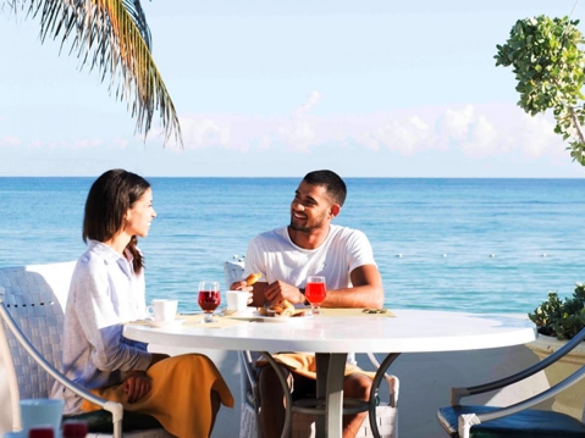 Hilton Rose Hall Resort & Spa Montego Bay Jamaica - Seaside Grill