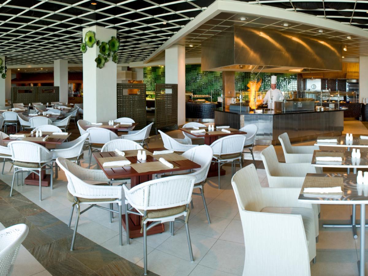 Hilton Rose Hall Resort & Spa Resort - Cafe Buffet