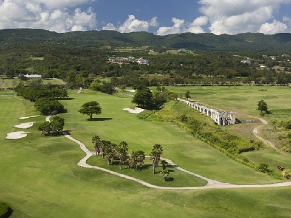 Hall Resort & Spa Montego Bay Jamaica - Golf