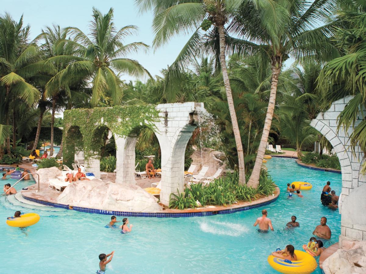 Hilton Rose Hall Resort & Spa Resort - Lazy River