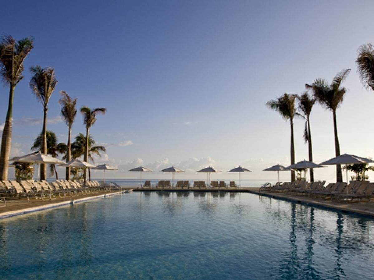 Hilton Rose Hall Resort & Spa Montego Bay Jamaica - Swimming Pool