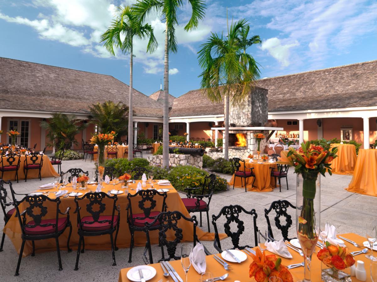 Hilton Rose Hall Resort & Spa Montego Bay Jamaica - Three Palms