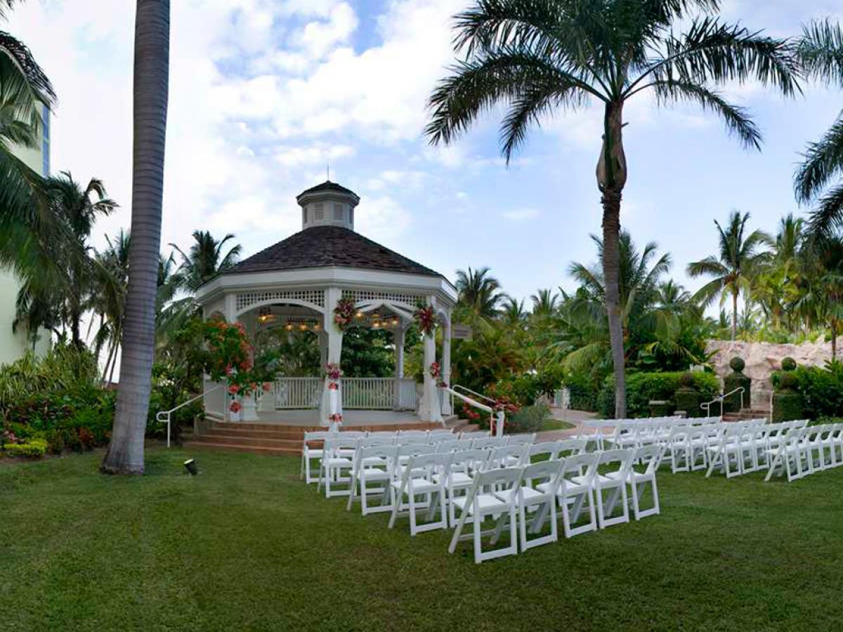 Hall Resort & Spa Montego Bay Jamaica - Weddings