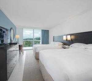 Hilton Rose Hall Resort & Spa Montego Bay Jamaica - Resort View Room