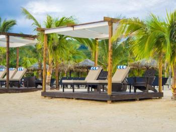 Hilton Rose Hall Resort & Spa Montego Bay Jamaica - Beach