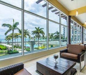 Hilton Rose Hall Resort & Spa Jamaica - Resort Lobby