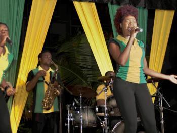 Hall Resort & Spa Montego Bay Jamaica - Cricket Club Disco