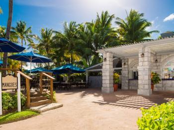 Hilton Rose Hall Resort & Spa Montego Bay Jamaica -Mangoes Resta
