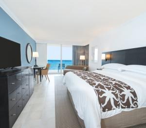 Hilton Rose Hall Resort & Spa Montego Bay Jamaica - Oceanfront Room