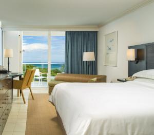 Hilton Rose Hall Resort & Spa Montego Bay Jamaica - Partial Oceanview Room