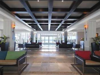 Hilton Rose Hall Resort & Spa Montego Bay Jamaica - lobby