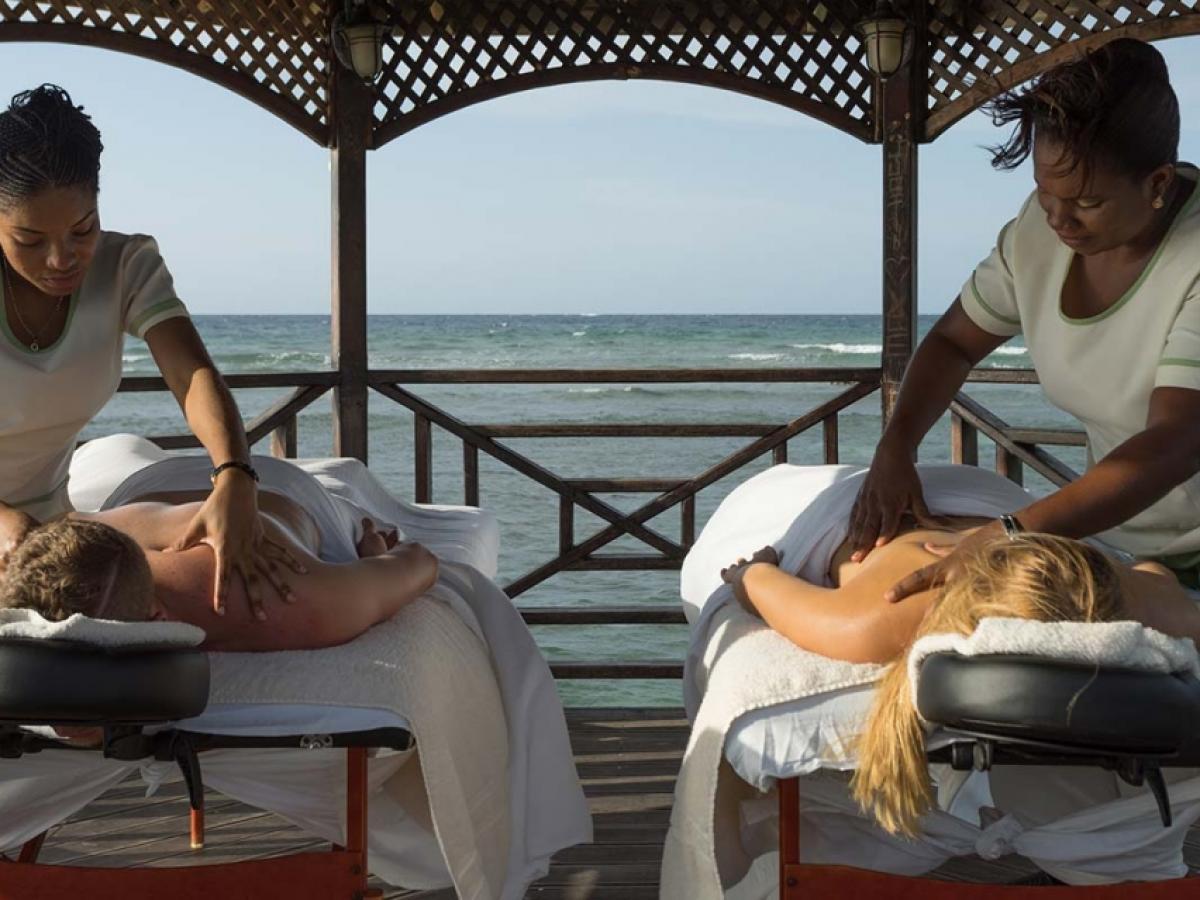 Holiday Inn Resort Montego Bay Jamaica - Spa