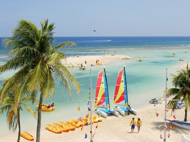 Holiday Inn Resort Montego Bay Jamaica - Watersports and Recreac