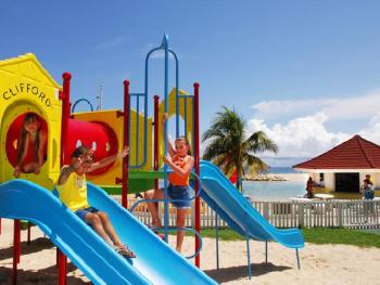 Holiday Inn Resort Montego Bay Jamaica - Playground for Kids