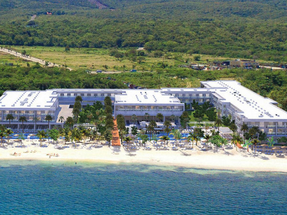 Hotel Riu Reggae