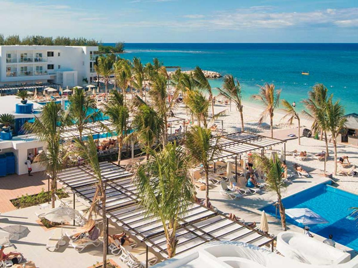 Stsvacations Hotel Riu Reggae