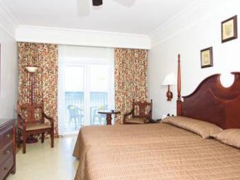 Riu Montego Bay Jamaica - Double Room Gardenview