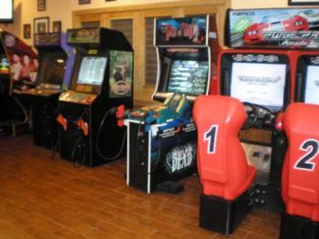 Riu Montego Bay Jamaica - Games Room