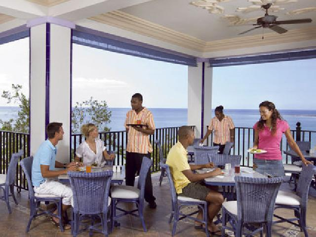 ntego Bay Jamaica  - Mahoe Bay Restauran