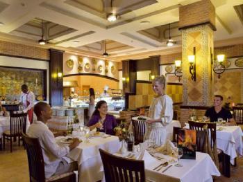 Riu Montego Bay Jamaica - Little Italy Restaurant