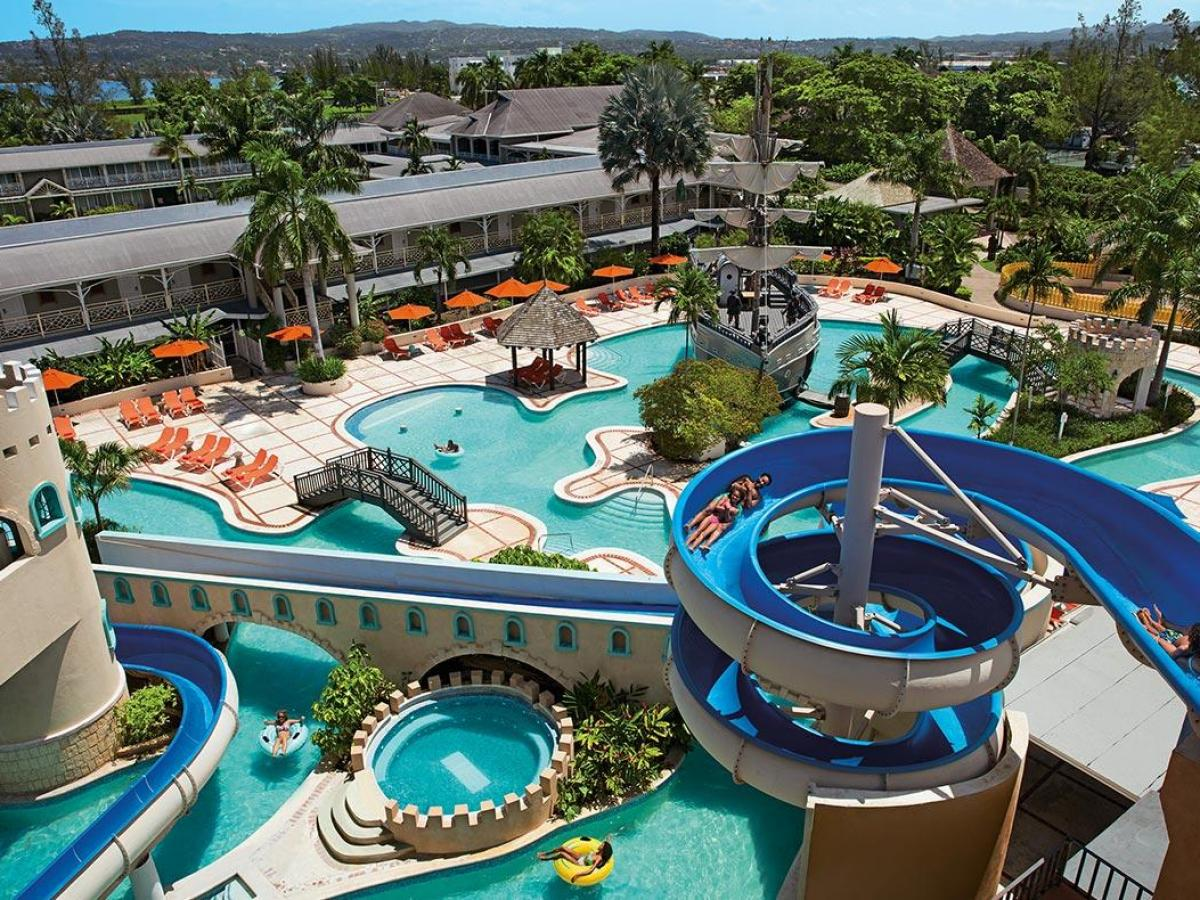Stsvacations Sunscape Splash Montego Bay