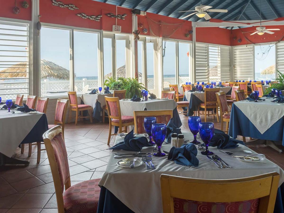 Holiday Inn Resort Montego Bay Jamaica - Seabreeze Restaurant
