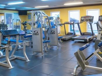 Holiday Inn Resort Montego Bay Jamaica -Fitness Center