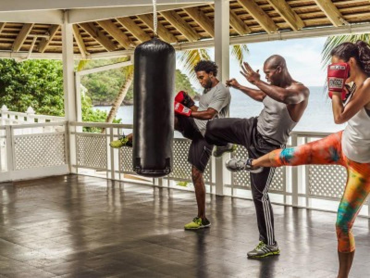 Couples San Souci Ocho Rios Jamaica - Fitness