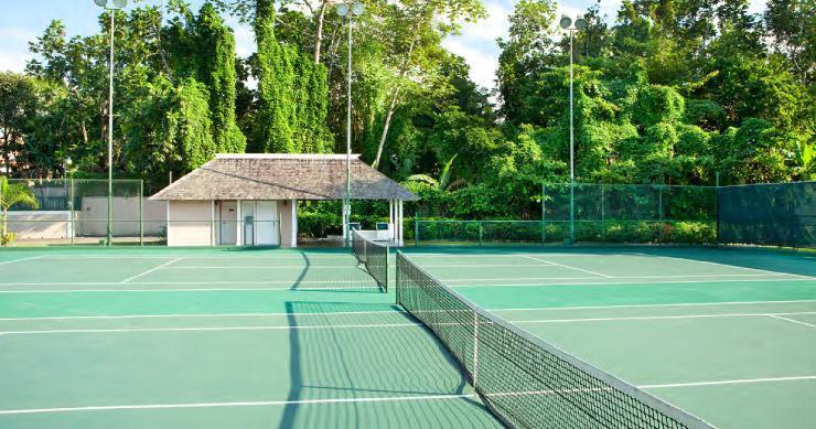 Couples Sans Souci Ocho Rios Jamaica - Tennis