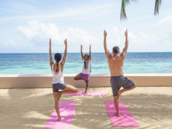 Couples Sans Souci Ocho Rios Jamaica - Yoga